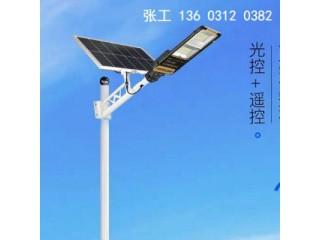 崇礼县做太阳能路灯的厂家 农村6米路灯杆批发价