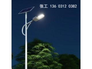 顺平太阳能led路灯6米太阳能路灯配置