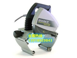 切割范围大,电子调速,电动切管机220E