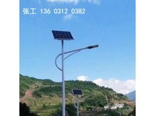 三河农村太阳能路灯30瓦6米7米太阳能led路灯