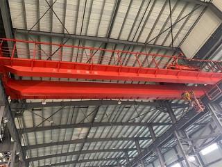 吉林延边航车销售厂家 5吨变频起重机有货