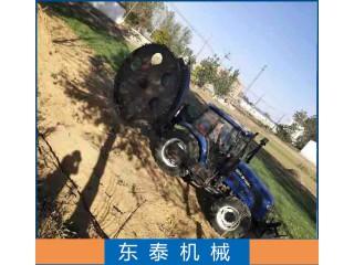 河南省东泰机械链条式管道开沟机厂家