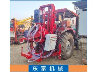 东泰机械供应中小型液压自动打井机
