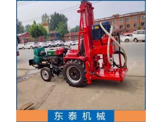 合肥东泰机械拖拉机带小口径钻井机厂家