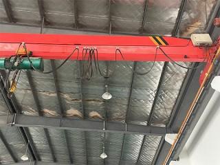 安徽阜阳10t单梁行车厂家销售8m悬挂式行吊
